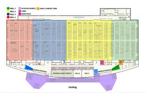 Floor Plan 2019 - Click to access floor plan
